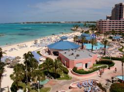 города, панорамы, bahamas