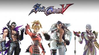 soul, calibur, видео, игры, soulcalibur, sc5