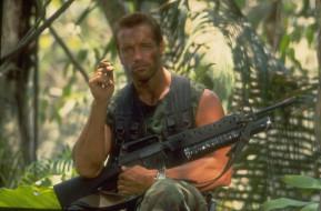 Arnold Schwarzenegger, Хищник