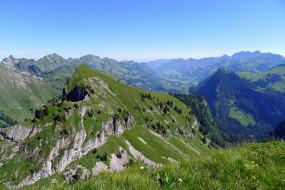 природа, горы, switzerland