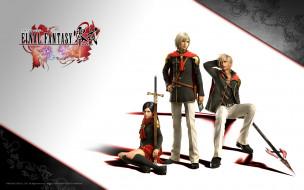 Final Fantasy Type-0 обои для рабочего стола 1920x1200 final, fantasy, type, видео, игры, type-0
