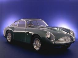 Aston-Martin DB-4-GT Zagato обои для рабочего стола 1280x960 aston, martin, db, gt, zagato, автомобили