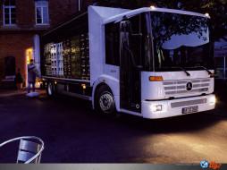 mercedes, econic, автомобили, trucks