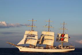 обои для рабочего стола 3600x2400 корабли, парусники, парусник, море