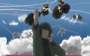 eden, of, the, east, аниме, higashi, no, взрыв, парень, akira, takizawa, телефон