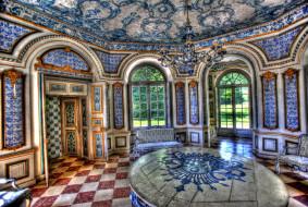 обои для рабочего стола 2048x1377 интерьер, дворцы, музеи, мебель, роспись, богатство, стиль