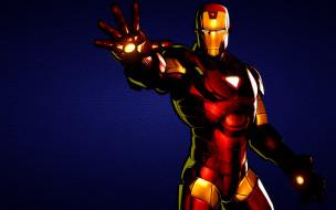 Железный человек обои для рабочего стола 1920x1200 железный, человек, рисованные, комиксы, marvel, броня, сталь, комикс, тони, старк, iron, man