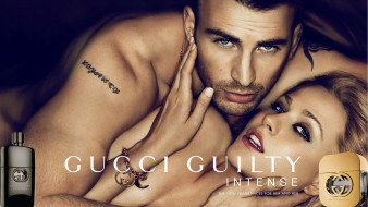 gucci, guilty, intense, бренды, бренд, духи, аромат, пара