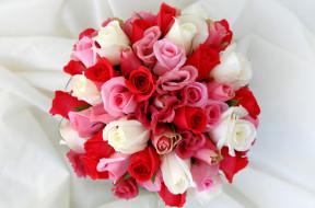 Цветы букеты композиции розы