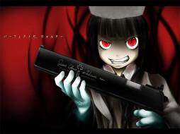 аниме, hellsing, вампир