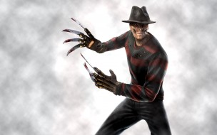 Mortal Kombat обои для рабочего стола 1920x1200 mortal, kombat, видео, игры, 2011, freddy, krueger, фредди, крюгер