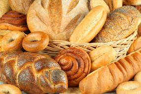 еда, хлеб, выпечка, разнообразие