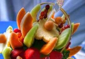 еда, фрукты, ягоды, витамин, с