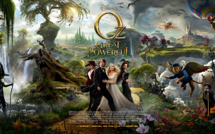 oz, the, great, and, powerful, кино, фильмы,