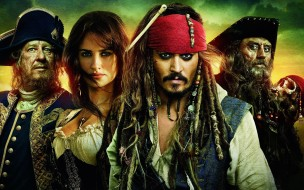 pirates, of, the, caribbean, on, stranger, tides, кино, фильмы,