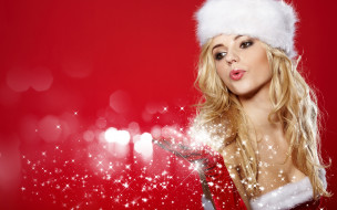 -Unsort Снегурочки, девушки, unsort, снегурочки, снегурочка