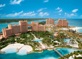 atlantis, paradise, island, bahamas, города, панорамы, отель, курорт, багамы, hotel