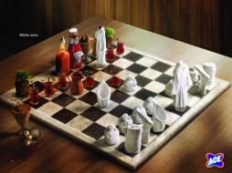 white, wins, бренды, другое, красное, стол, белое, ace, шахматы, фигуры