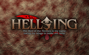 аниме, hellsing