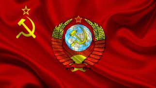 СССР Герб обои для рабочего стола 3527x1984 ссср, герб, разное, символы, россии, флаг