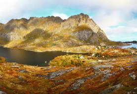 Норвегия  озеро Agvatnet обои для рабочего стола 3200x2202 норвегия, озеро, agvatnet, природа, горы