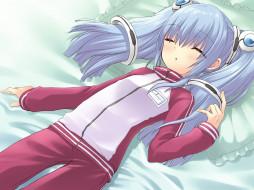 аниме, flyable, heart
