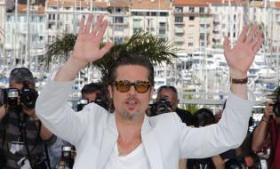 Brad Pitt обои для рабочего стола 4144x2500 brad, pitt, мужчины, брэд, питт, актер, сша, золотой, глобус