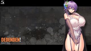 dedenden, аниме, norika