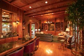 обои для рабочего стола 3456x2304 интерьер, гостиная, бар