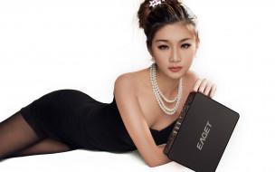 обои для рабочего стола 1920x1200 бренды, eaget, hd, player, девушка, азиатка