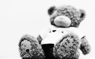 праздничные, мягкие, игрушки, иргушка, мишка, любовь