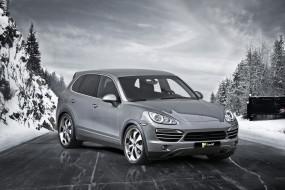 2011 Porsche Cayenne ( 958 ) обои для рабочего стола 2628x1752 2011, porsche, cayenne, 958, автомобили