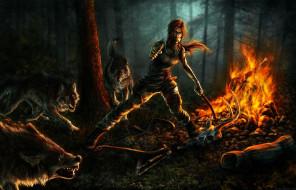 Tomb Raider 2013 обои для рабочего стола, картинки из видео игр на ...