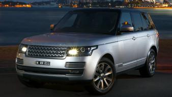 Range Rover обои для рабочего стола 2048x1152 range, rover, автомобили, великобритания, класс, люкс, полноразмерный, внедорожник