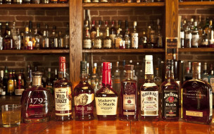 обои для рабочего стола 1920x1200 бренды, напитков, разное, бар, стойка, бутылки, алкоголь