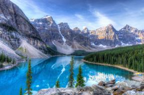 обои для рабочего стола 3500x2318 природа, реки, озера, пейзаж, горы, озеро, лес