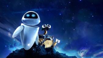 Ева, Валли, роботы