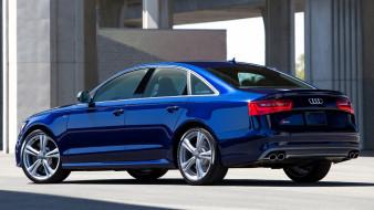 Audi a6 обои для рабочего стола 2048x1152 audi, a6, автомобили, volkswagen, group, германия