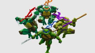 Мультфильмы черепаха