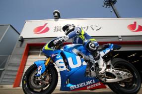 спорт, мотоспорт, suzuki, motogp