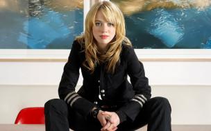 украшения, черный пиджак, блондинка, автор песен, певица, Alexz Johnson, музыкант, актриса, Канада