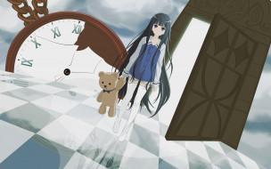аниме, kamisama, no, memo, chou, alice, memo-chou