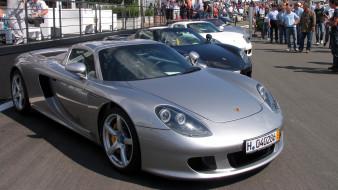 Porsche 911 Carrera GT обои для рабочего стола 1920x1080 porsche, 911, carrera, gt, автомобили, выставки, уличные, фото, германия, элитные, dr, ing, h, c, f, ag, спортивные