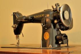 singer, бренды, швейная, механическая, зингер, машинка