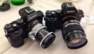 бренды, sony, фотокамеры, объективы
