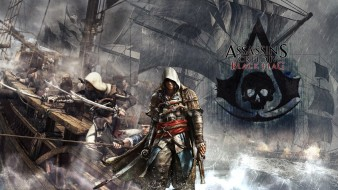 assassin`s, creed, �����, ����, iv, black, flag, �����, ��������, ����