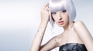 Chiaki Kuriyama,  , девушки, взгляд, блондинка