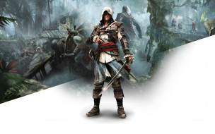 assassin`s creed iv,  black flag, ����� ����