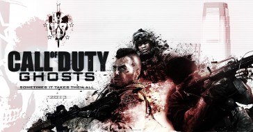 call of duty,  ghosts, ����� ����, ������