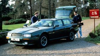 Aston Martin V8 обои для рабочего стола 2048x1152 aston martin v8, автомобили, aston martin, великобритания, частная, aston, martin, компания, ltd, элитные
